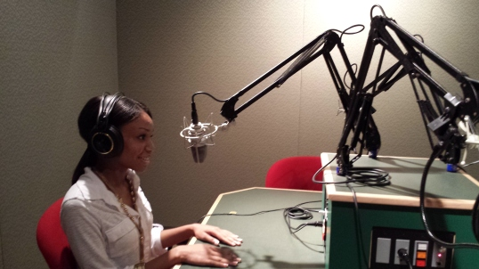 Ashaya at WNPR